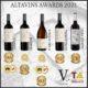 premis i reconeixements internacionals d'aquest 2021 als vins ALTAVINS